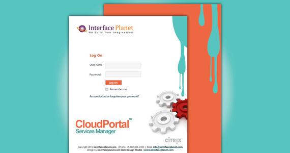 citrix cloudportal services